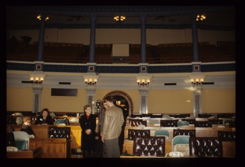 Views of the House of Representatives in the Kansas Capitol - Page