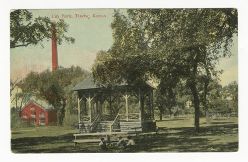 City Park in Topeka, Kansas - Page