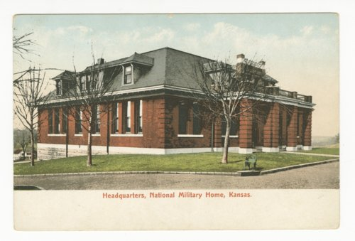 National Military Home in Leavenworth, Kansas - Page