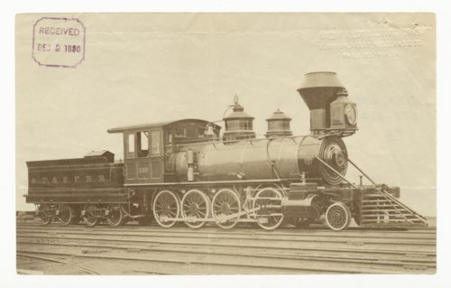 Atchison, Topeka & Santa Fe Railway's steam locomotive #132 - Page