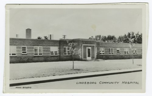 Hospital in Lindsborg, Kansas - Page
