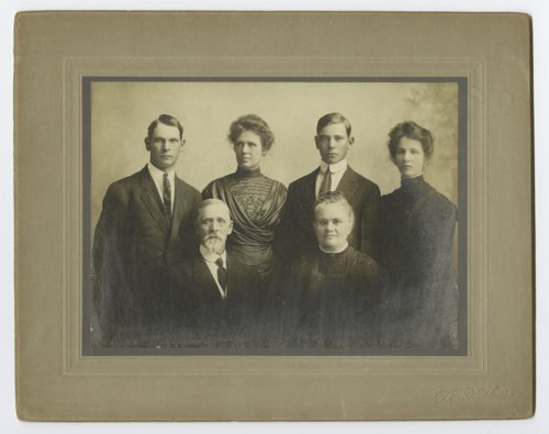 Swan Burk family members, McPherson County - Page
