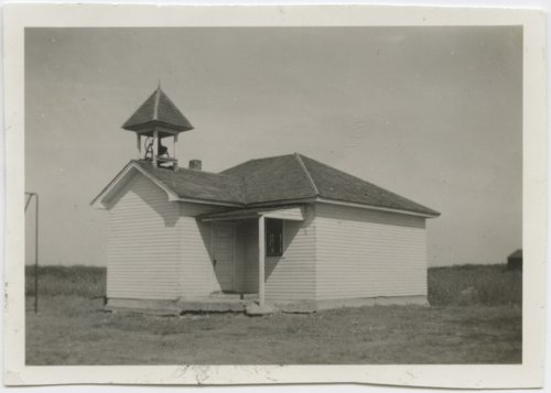 Schoolhouse in Stevens County, Kansas - Page