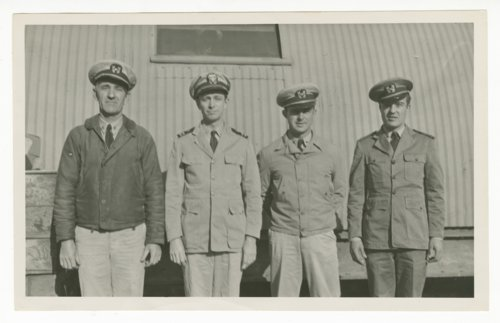 U.S. Navy officers at Portland, England - Page
