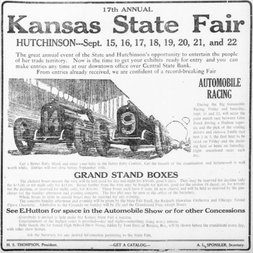 17th Annual Kansas State Fair - Page