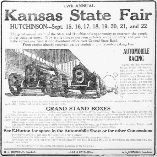 17th Annual Kansas State Fair - Page