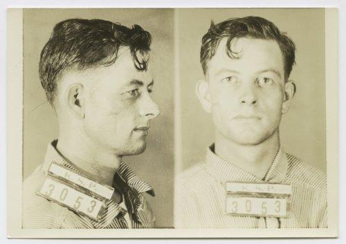 Raymond Swindler, prisoner 3053, Kansas State Penitentiary - Page