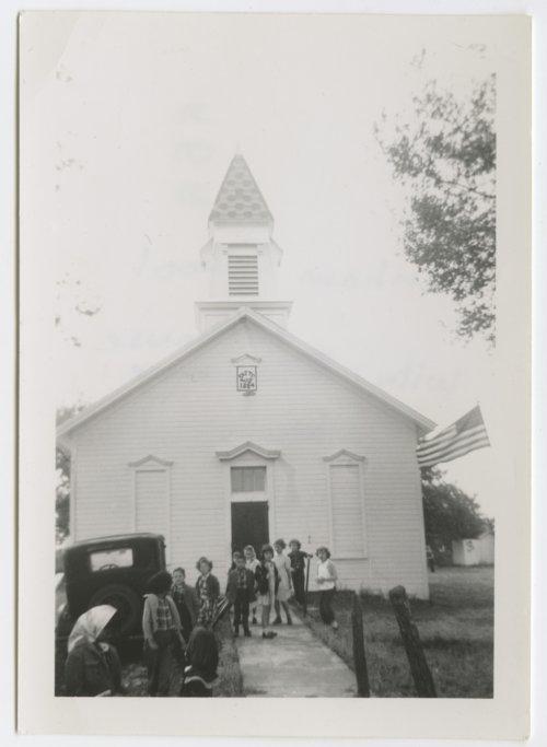 Benham school house, Topeka, Kansas - Page