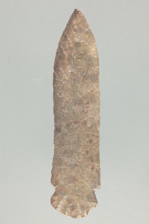 Alternately Beveled Knife from the Wullschleger Site, 14MH301 - Page