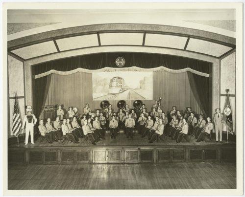 Atchison, Topeka & Santa Fe band in Topeka, Kansas - Page