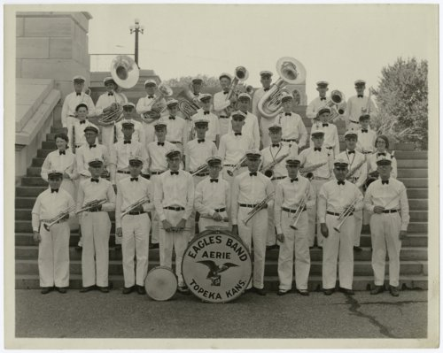 Eagles Band Aerie in Topeka, Kansas - Page