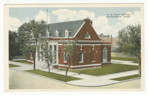United States Post Office in McPherson, Kansas - Page