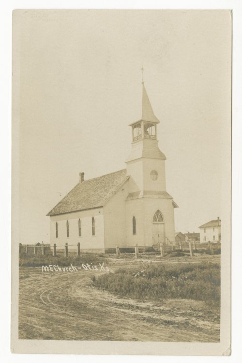 Methodist Episcopal Church in Otis, Kansas - Page