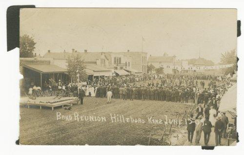 Band reunion in Hillsboro, Kansas - Page