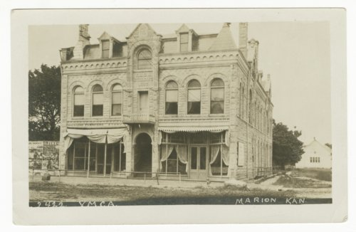 Y.M.C.A. building in Marion, Kansas - Page