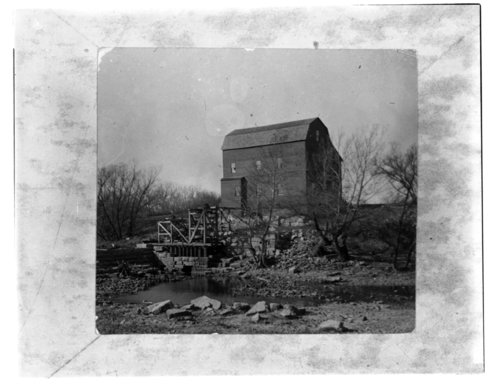 Shipman's Mill in Elmdale, Kansas - Page
