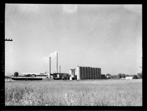 Ash Grove Cement Company, Chanute, Kansas - Page