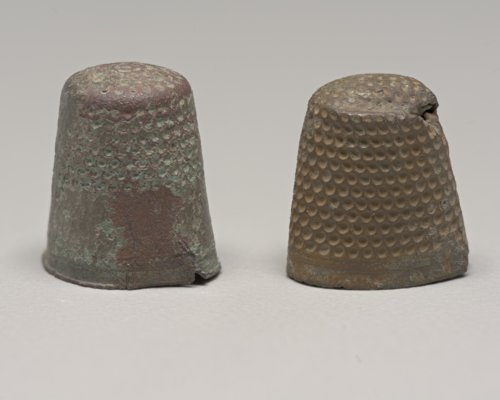 Thimbles from the Canville Trading Post, 14NO396 - Page