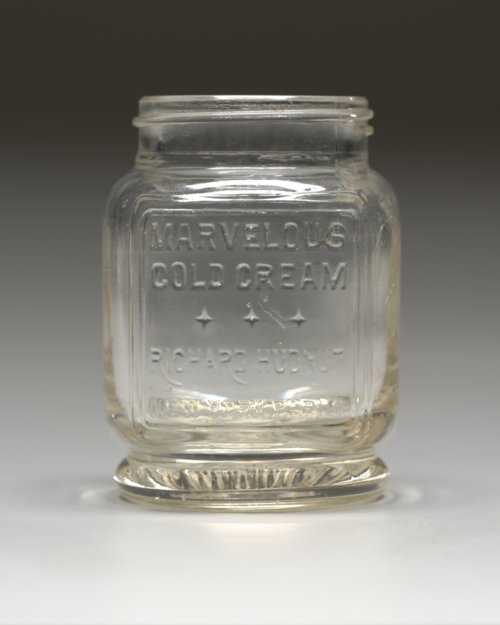 Marvelous Cold Cream Jar - Page