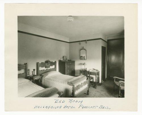 Hassayampa Hotel, Prescott, Arizona - Page