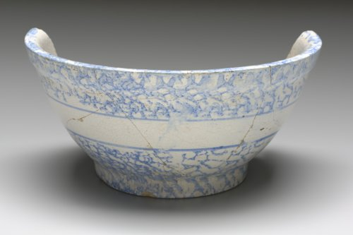 Spongeware Mixing Bowl from Quindaro - Page