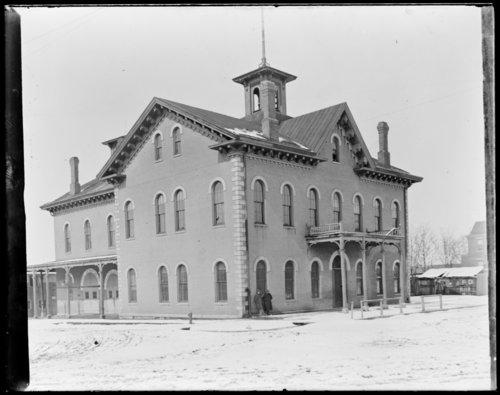 City Hall, Lawrence, Kansas - Page