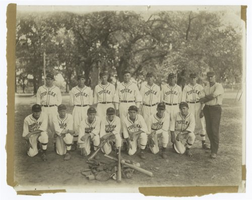 American Legion baseball team, Topeka, Kansas - Page