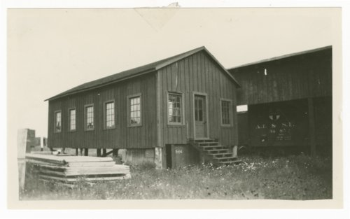 Atchison, Topeka & Santa Fe Railway Company's record building, Temple, Texas - Page