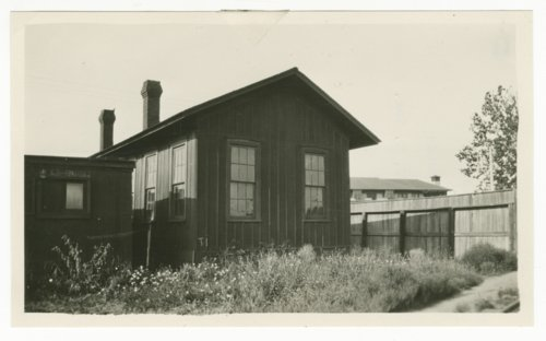 Atchison, Topeka & Santa Fe Railway Company's record store house, Temple, Texas - Page