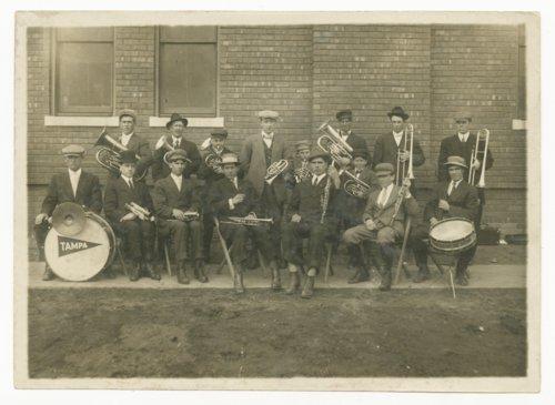 City band in Tampa, Kansas - Page