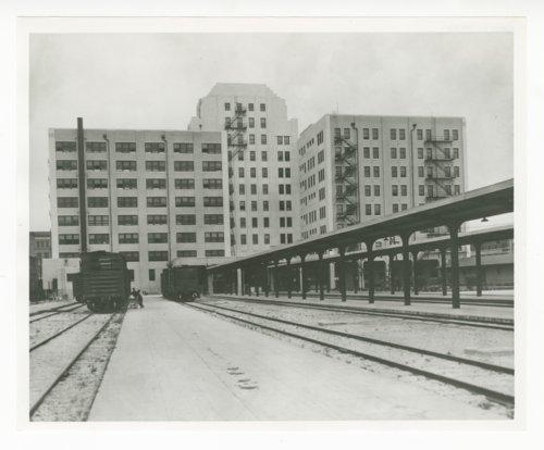 Atchison, Topeka & Santa Fe Railway Company's general office building, Galveston, Texas - Page