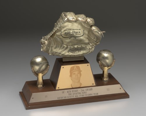 1972 Gold Glove awarded to Topekan Ken Berry - Page