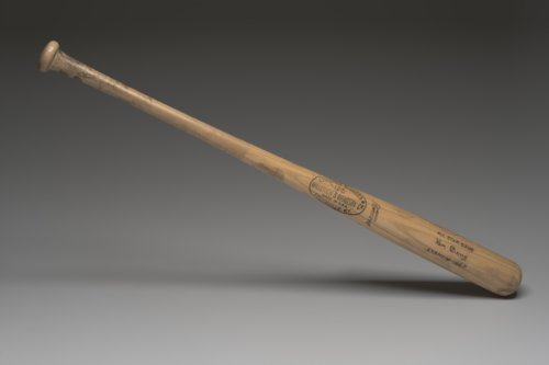 Ken Berry baseball bat from the 1967 All-Star game - Page