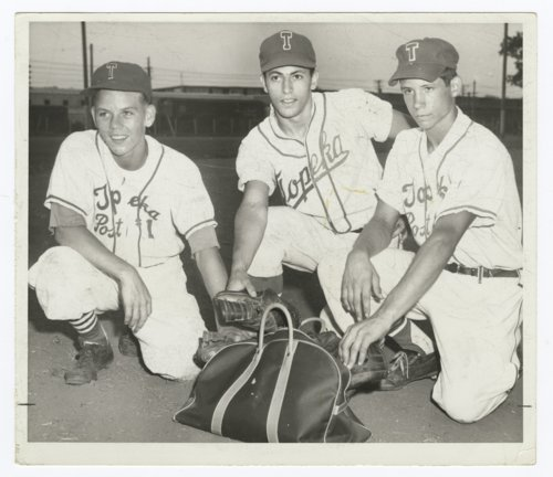 Curt Miller, Jimmy Flowers, and Ken Berry - Page