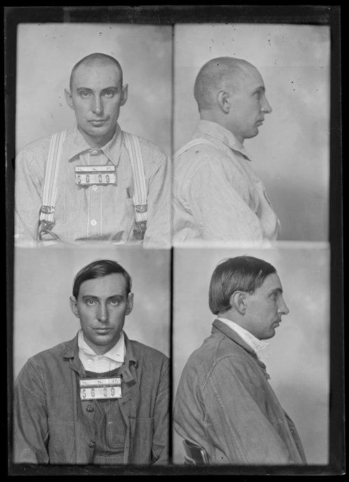 Warren Jury, Prisoner 5639, Kansas State Penitentiary - Page
