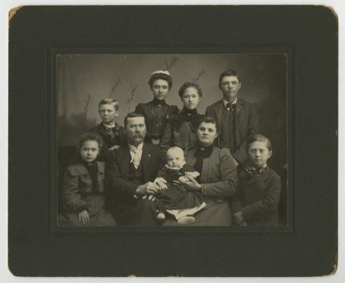 D. S. Logan family - Page