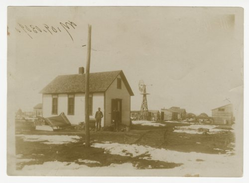 Rudolph Paschke's homestead in Decatur County, Kansas - Page