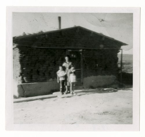 Sod house near Bird City, Cheyenne County, Kansas - Page