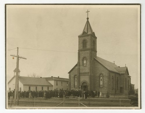Catholic Church, St. Francis, Cheyenne County, Kansas - Page