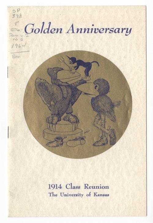 Golden anniversary: 1914 class reunion - Page
