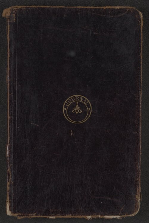 Diary belonging to Maude Ethel Epling Beaty and Laura Grace Zibell - Page