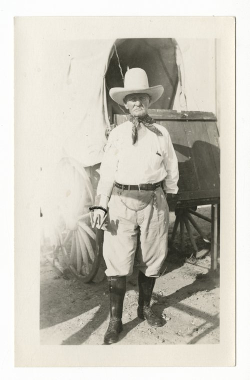 Unidentified cowboy - Page
