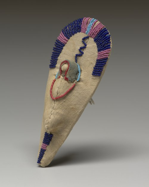 Ponca Doll in a Cradleboard - Page