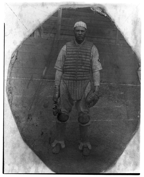 Carroll Ray Mothell of the Kansas City Monarchs - Page
