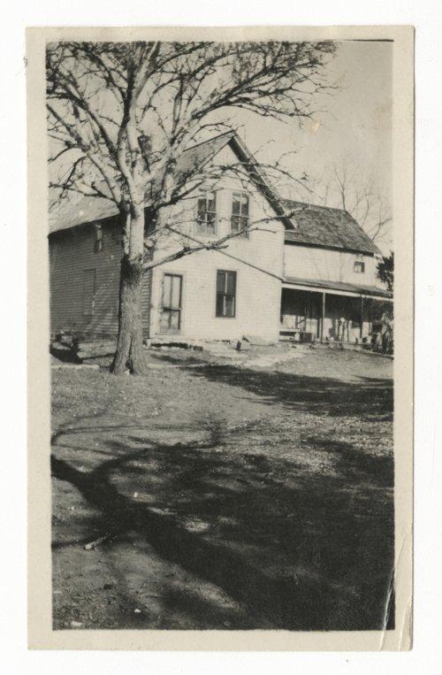 Ezekiel and Mary Jane Colman's home in Douglas County, Kansas - Page