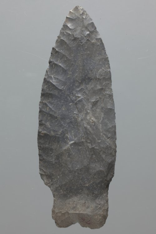 Hafted Beveled Knife - Page