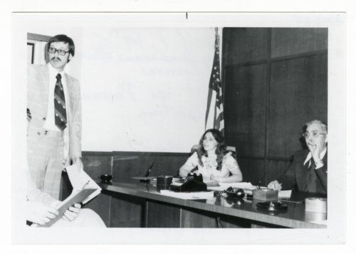 Shawnee County Commission meeting, April 1, 1976, Topeka, Kansas - Page