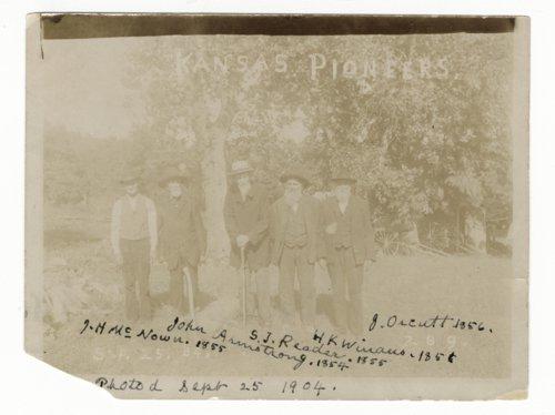 Old Settlers Picnic, Topeka, Kansas - Page