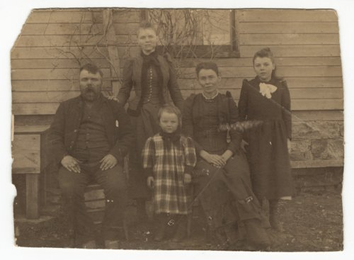 H. M. and Lucy Smith's family - Page