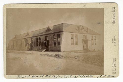 Mess Hall at Fort Riley, Kansas - Page